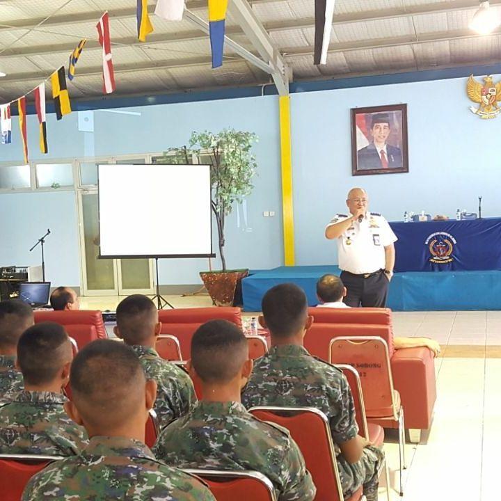 Ceramah Umum Irjen di BP2IP Sorong