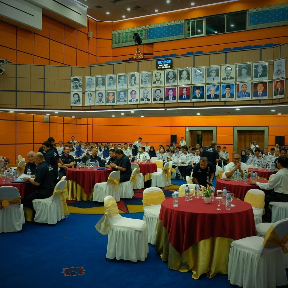 Entry Meeting Penilaian Maturitas Penyelenggaraan SPIP di Lingkungan Kementerian Perhubungan
