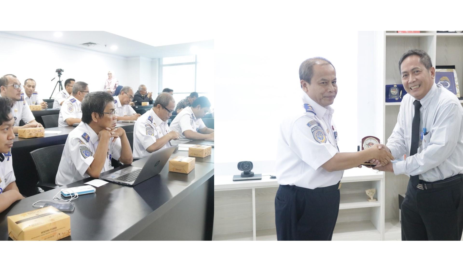 Meningkatkan Fungsi Assurance dan Consulting Itjenhub Dalam Organisasi Melalui Pola Hubungan Tortama dan Bidang Investigasi
