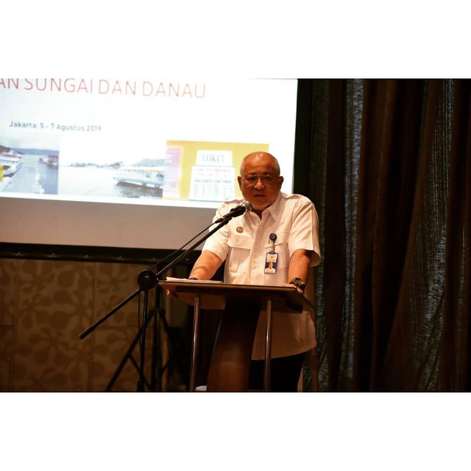 acara FGD pembahasan Penataan Sertifikasi Penyelenggaraan Angkutan Sungai dan Danau