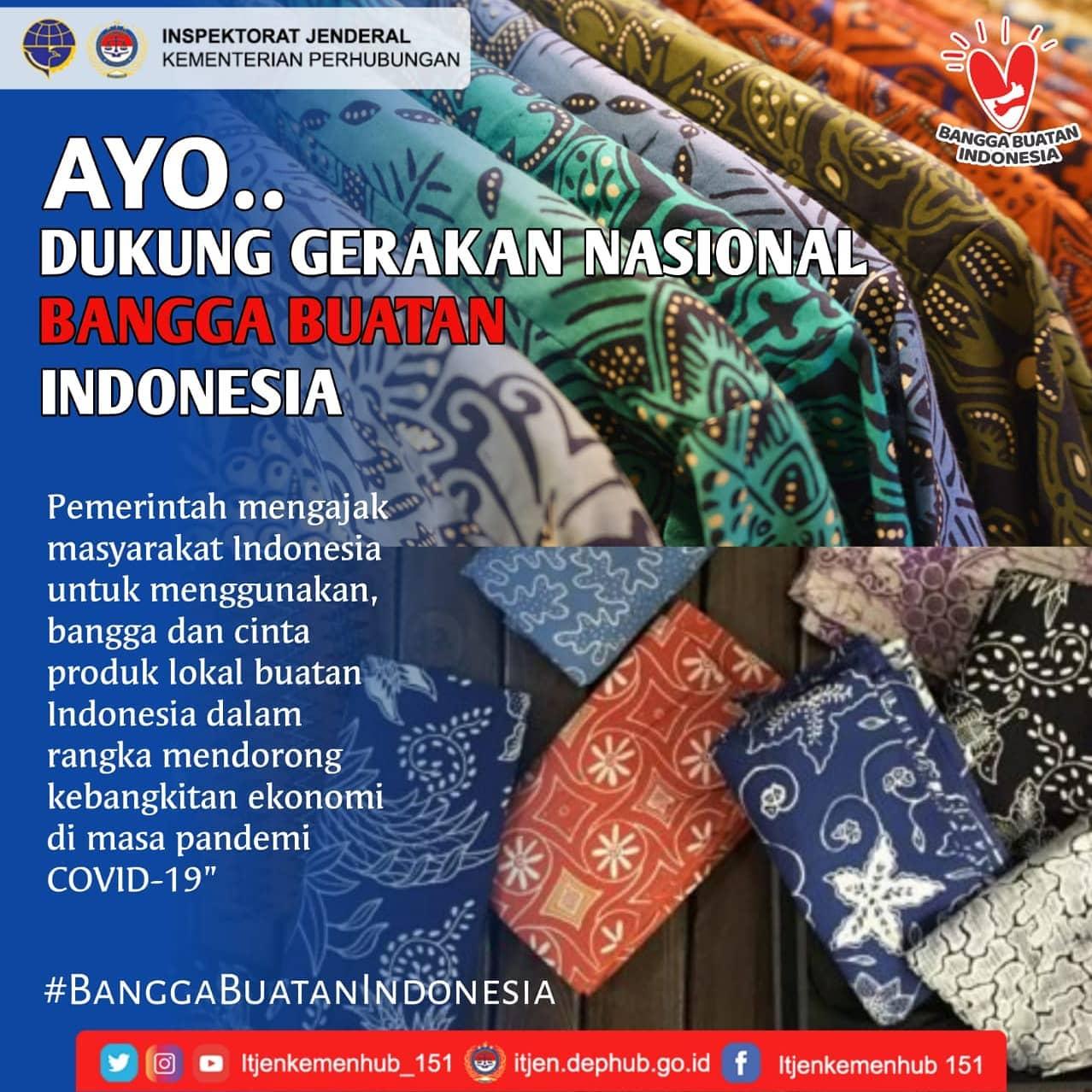 Bangga Buatan Indonesia